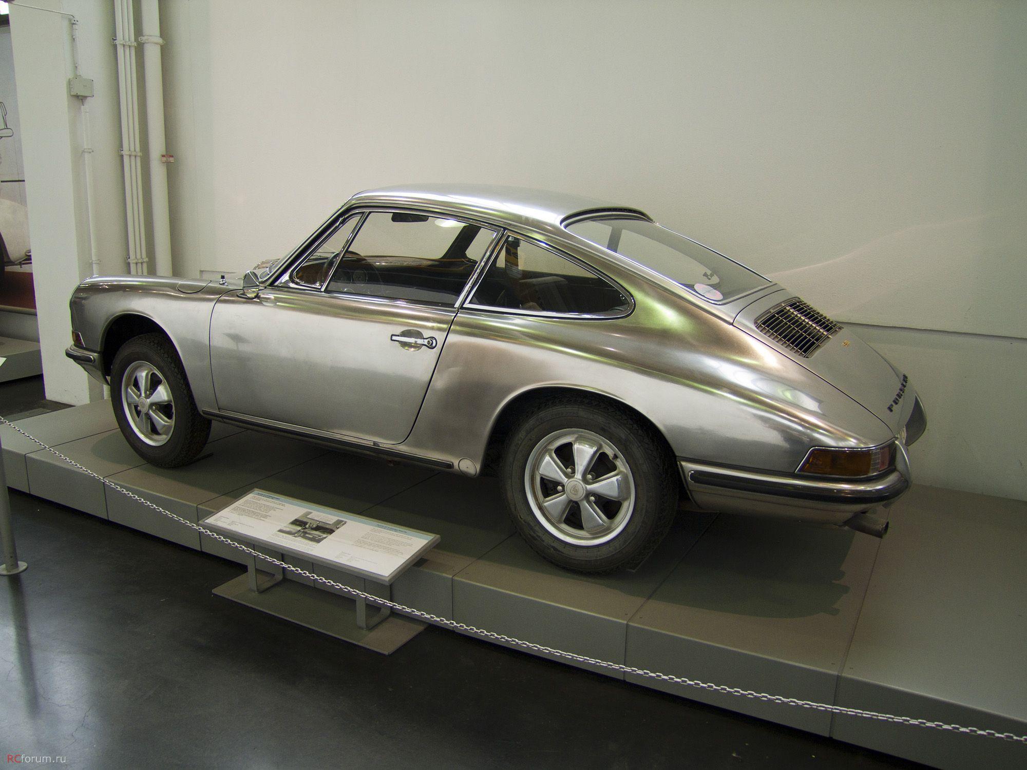 Porsche 911 S Stainless Steel Car 1967 Porsche Cars History
