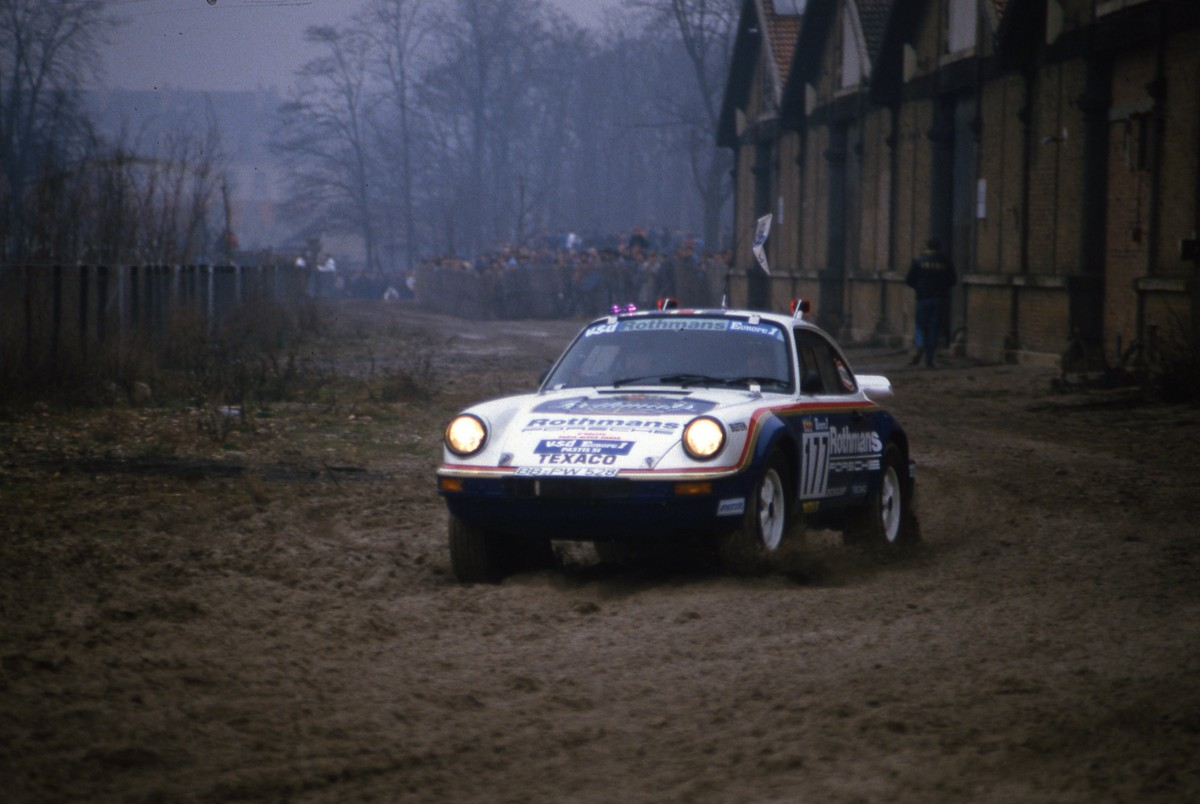 Porsche 953 Porsche Cars History