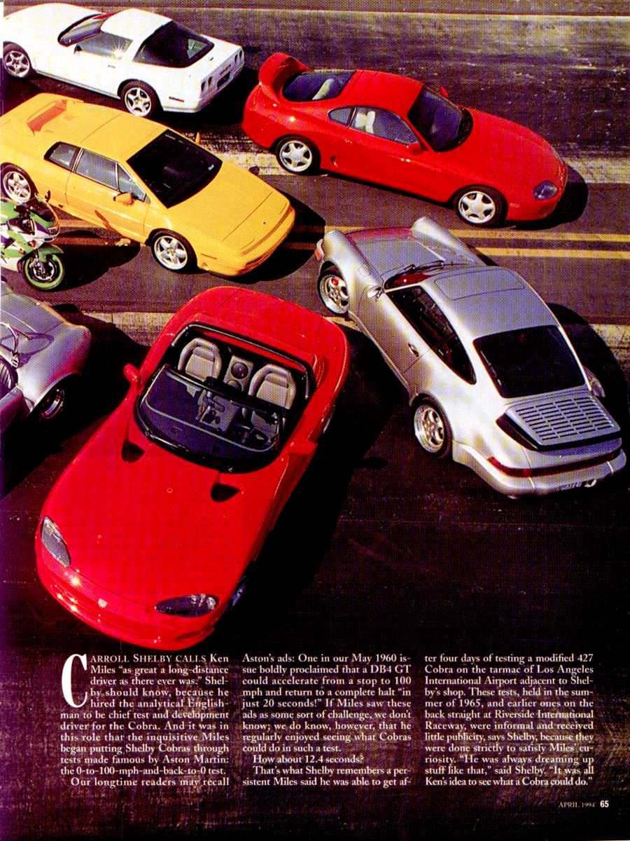 Porsche 964 Turbo 3 6 Vs Shelby Cobra 427 Vs Dodge Viper