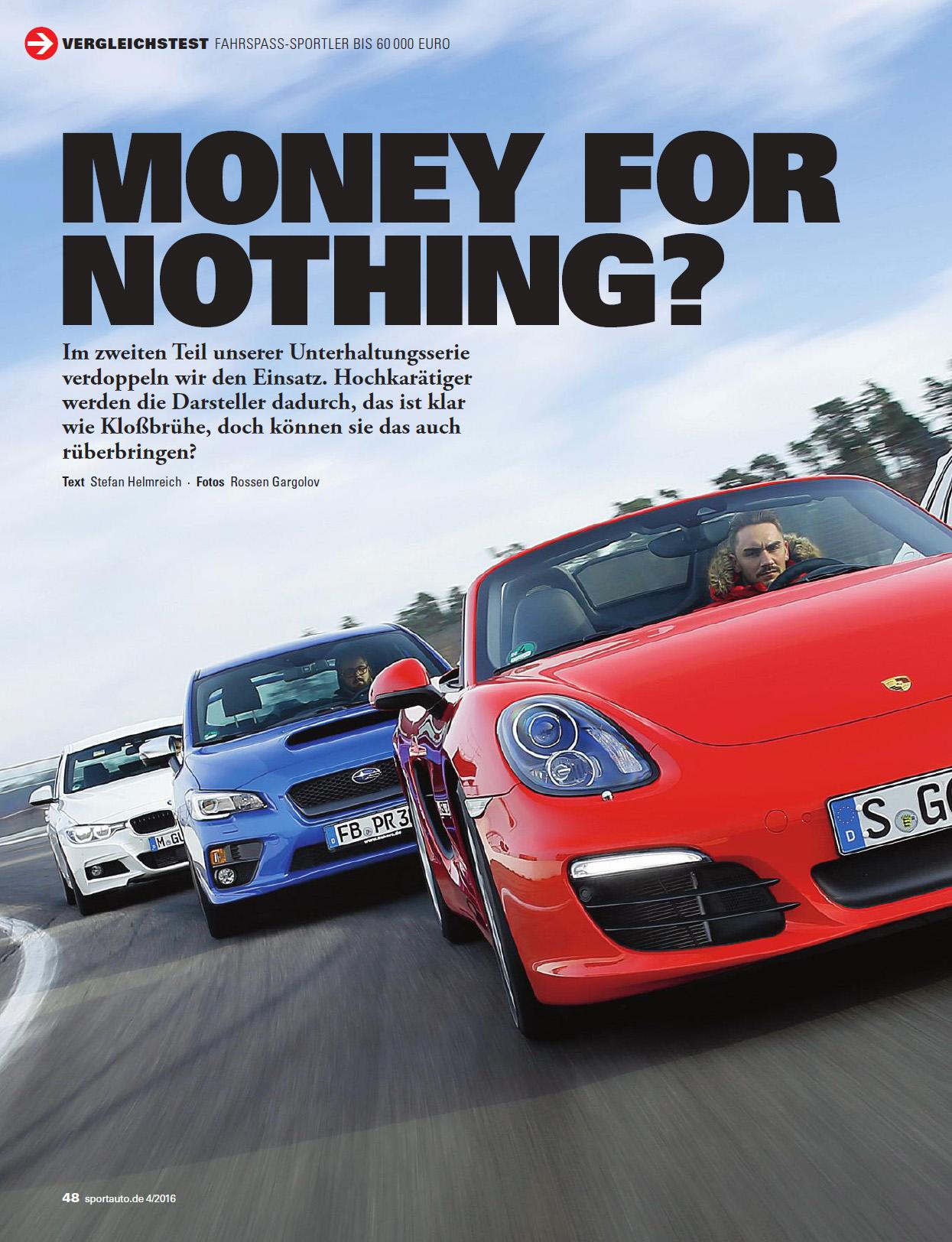 Subaru Porsche Cars History