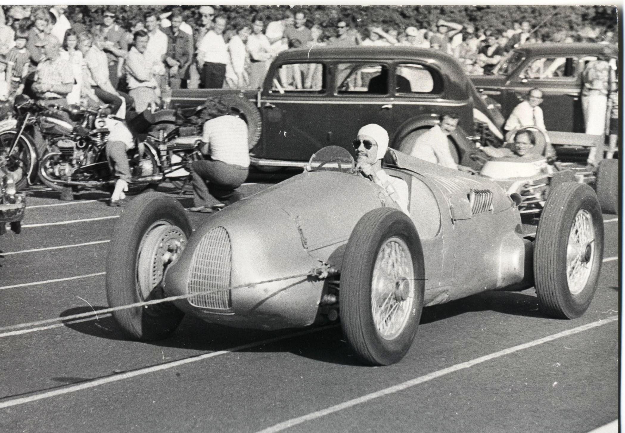 Auto Union Porsche Cars History