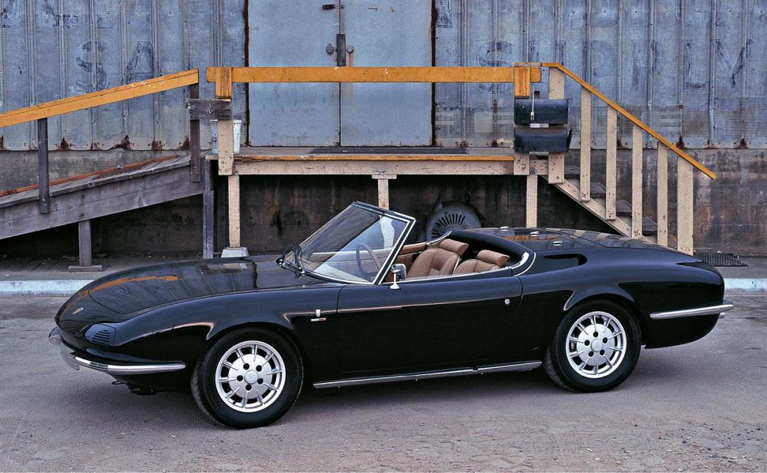 Bertone Porsche Cars History