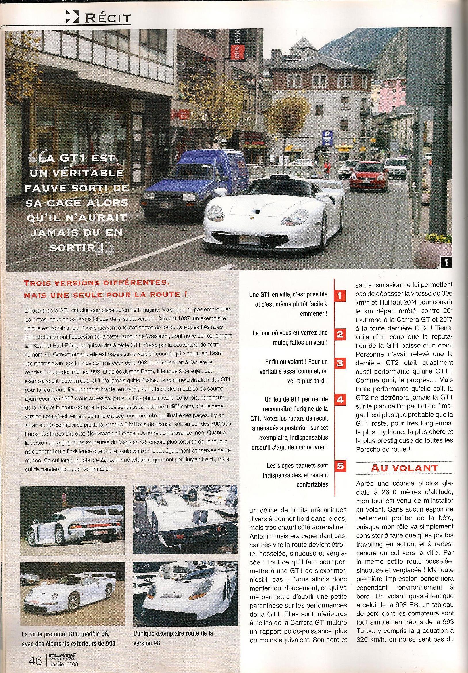 46 Cozy Prix D'une Porsche 911 Gt1 Cars Trend