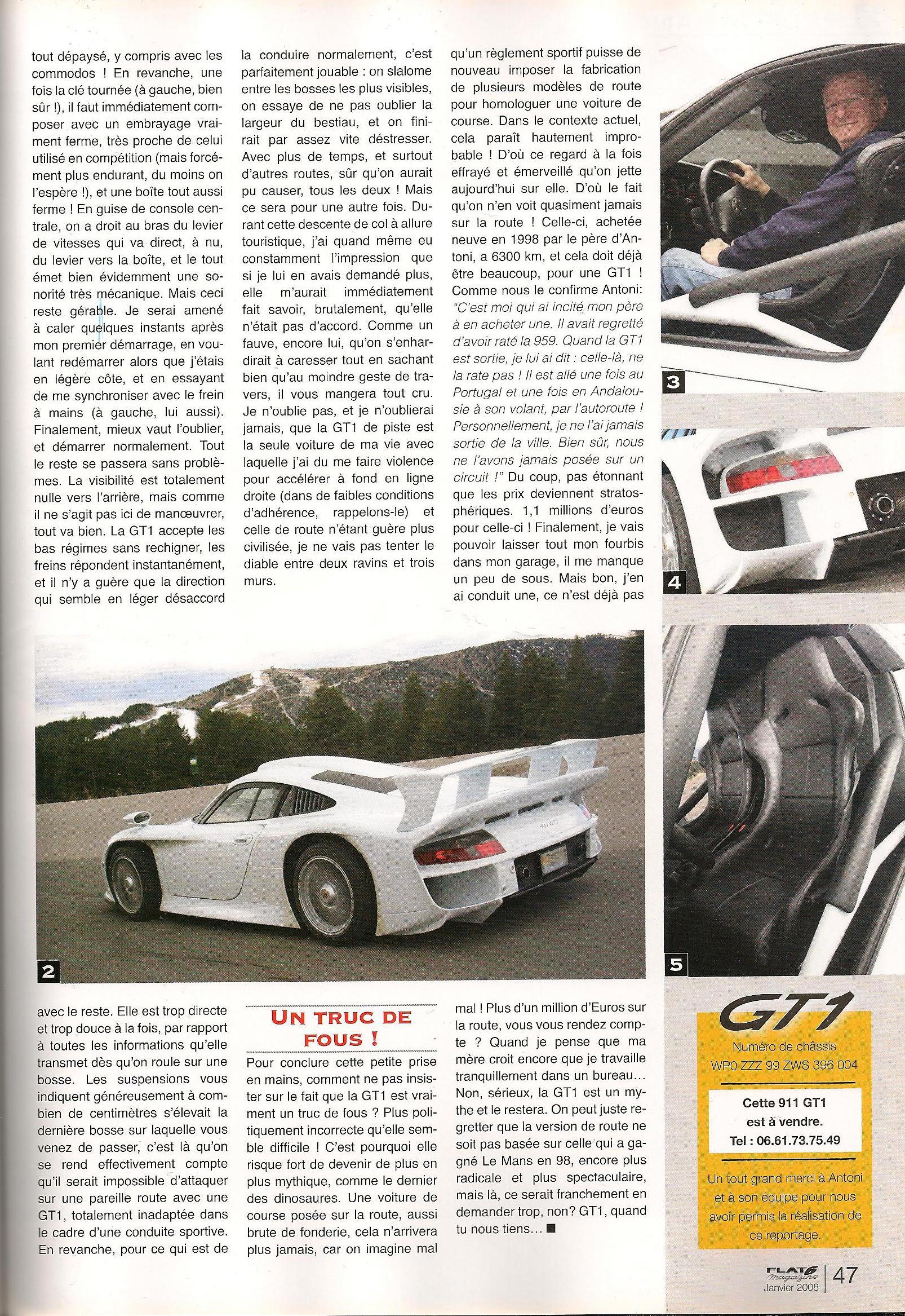 47 Cozy Prix D'une Porsche 911 Gt1 Cars Trend