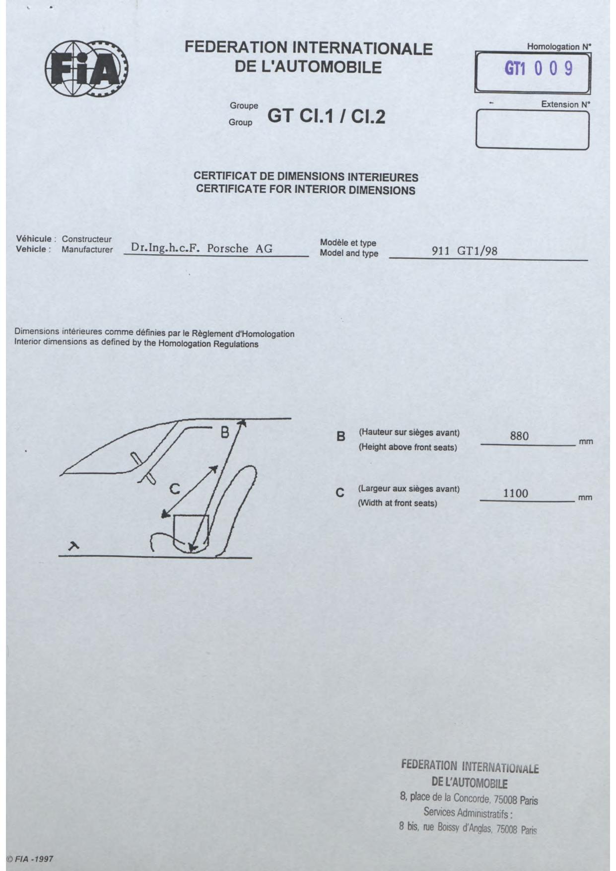 10 Cozy Prix D'une Porsche 911 Gt1 Cars Trend