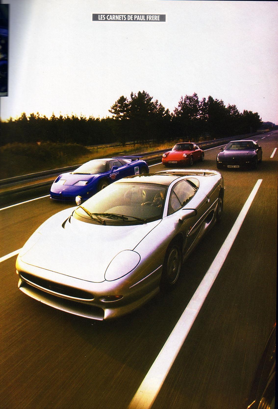 Bugatti Porsche Cars History
