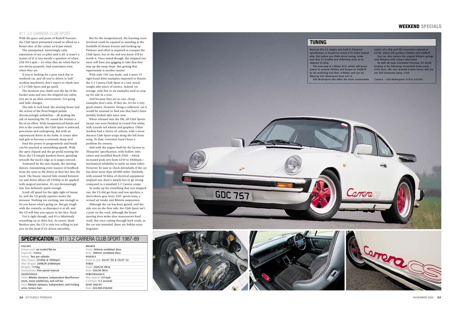 porsche 911 1963-2011